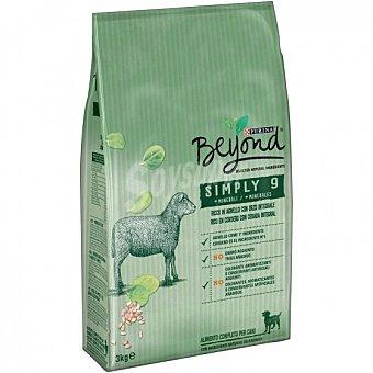 Beyond Purina Pienso para Perro Adulto Cordero y Cebada Integral 3Kg 3 kg