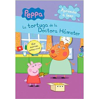 PEPPA PIG : La tortuga de la doctora Hámster. Primera infancia