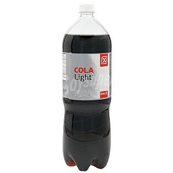 DIA Refresco de cola light botella 2 lt Botella 2 lt