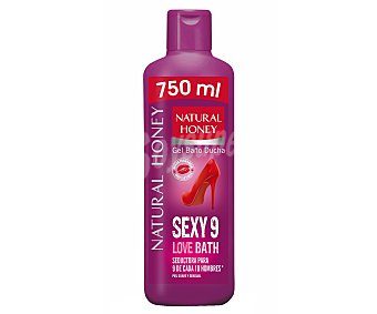 Natural Honey Gel Love Bote 750 ml