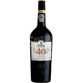 NOVAL Old Tawny Port 40 años vino de Oporto botella 75 cl botella 75 cl