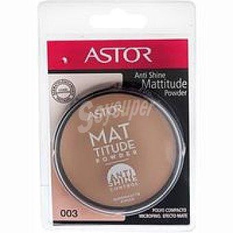 Astor Anti-shine Powder 003 Pack 1 unid