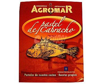 Agromar Pastel de cabracho Tarrina de 115 Gramos