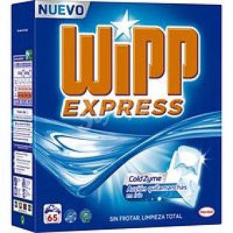 Wipp Express Detergente en polvo 65 Dosis