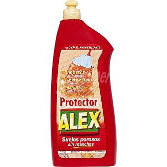 Alex Limpiador protector suelos porosos Botella 800 ml
