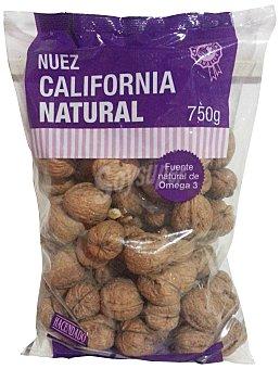 Hacendado Nuez cascara california Paquete 750 g