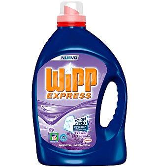 Wipp Express Detergente gel lavanda 32 DOS