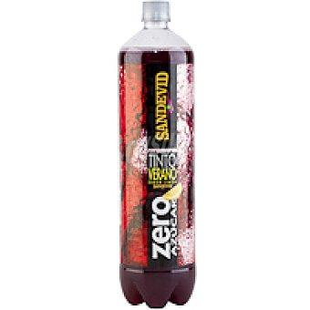 SANDEVID Zero Tinto de verano limón botella 1,5 litros