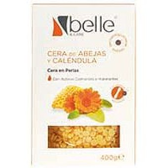 Belle Cera en perlas  Caja 400 g