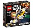 Juego de construcciones con 90 piezas Microfighter Y-Wing, Star Wars MIcrofighters 75162 1 unidad LEGO