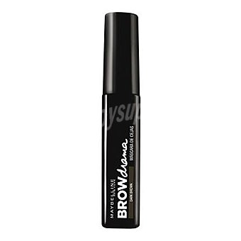 Maybelline New York Máscara de cejas Browdrama dark brown 1 ud