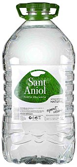 Sant Aniol Agua mineral Garrafa 5 l
