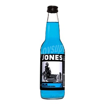 Jones Soda Blue Bubblegum Flavour 33 cl