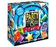 Juego de mesa familiar multiprueba Party & Co. Family, de 3 a 15 jugadores, DISET.  DISET Party & Co. Family