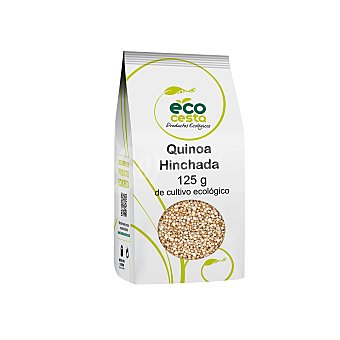 Ecocesta Quinoa hinchada de cultivo ecológico 125 gramos