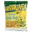 Snacks chifles con sal Tortolines 105 g Tortolines