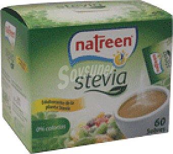 NATREEN Stevia Endulzante Sobres 60 uni