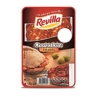 Revilla Chorizo extra picante 70 G 70 g