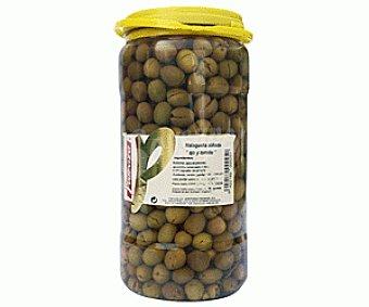 pedraza Aceituna Manzanilla Aliñada Ajo Bote de 1700 Gramos