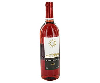 SOLAR DE UNZIL Vino Rosado 75cl