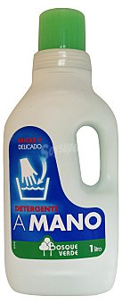 Bosque Verde Detergente mano liquido Botella 1 l