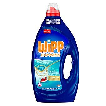 Wipp Express Detergente líquido Limpio & Liso Wipp Express 66 lavados