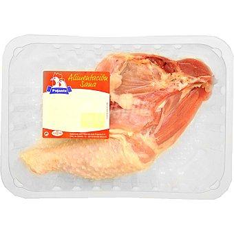 PUJANTE Cuarto de gallina Bandeja 500 g peso aprox.