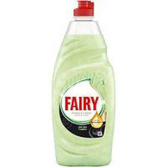 Fairy Lavavajillas mano aloe Botella 400 ml