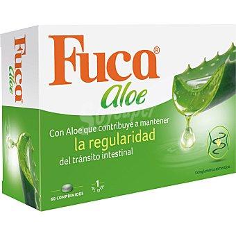 Fuca Aloe que contribuye a mantener la regularidad del tránsito intestinal Caja 60 comprimidos
