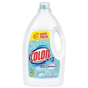 Colón Detergente máquina líquido  concentrado nenuco  32 lavados