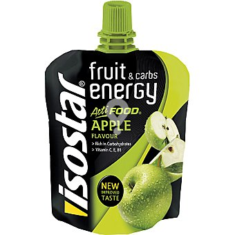 suplemento energético sabor manzana
