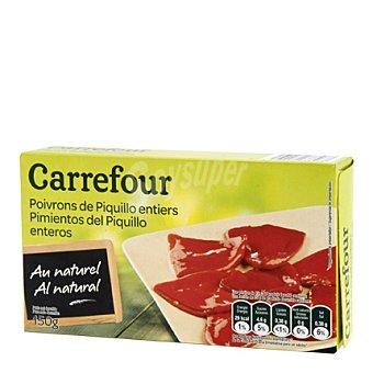 Carrefour Pimientos del Piquillo enteros extra 150 g