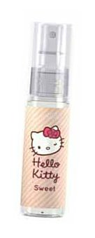 Hello Kitty Eau toilette infantil sweet vaporizador mini u 20 cc