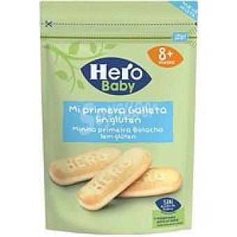 Hero Primera galleta sin gluten Bolsa 150 g