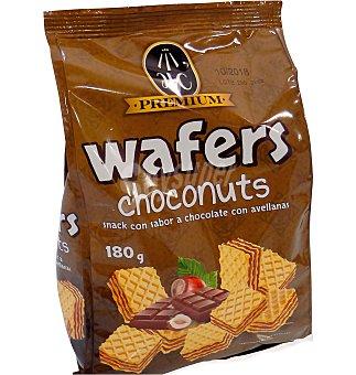 HC Galletas choconuts wafers 180 g