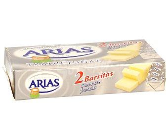 Arias Mantequilla porción 10 unidades de 12,5 g