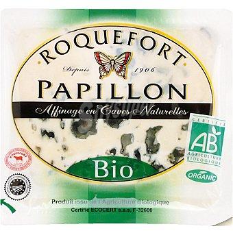 PAPILLON Queso roquefort biológico Envase 100 g