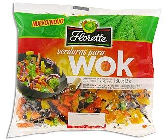 Florette Verduras para wok Bolsa 300 g