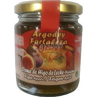 ARGODEY FORTALEZA Crema de higo de leche y manzana Frasco 200 g