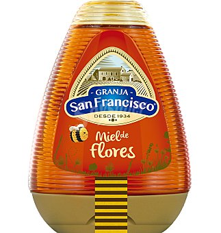 Granja San Francisco Miel de flores Bote 425 g