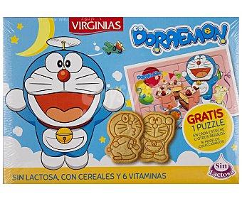 Virginias Galletas cereales sin lactosa y 6 vitaminas 120 g