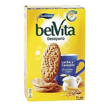 Belvita Belvita con cereales integrales y leche Caja 400 g