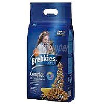 Brekkies Affinity  Alimento de carne-pescado 4 kg