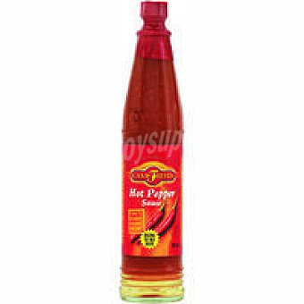 Santa Maria Hot Pepper Sauce Botellín 85 ml
