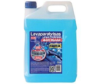 Krafft Liquido limpiaparabrisas con efecto anti-lluvia 5 litros