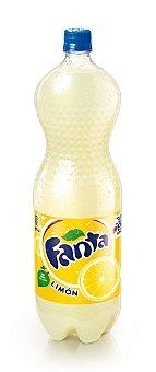 Fanta Refresco de limón Botella 2 litros