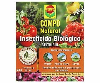COMPO Natural Insecticida biológico 24 Gramos