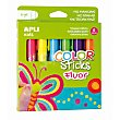Color Stick Colores 6 ud Apli 1 ud Fluor