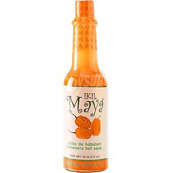 IKIL Salsa habanera naranja Botella 59 ml