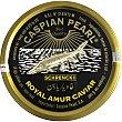 Caviar schrenckii royal amur lata 100 g lata 100 g Caspian Pearl